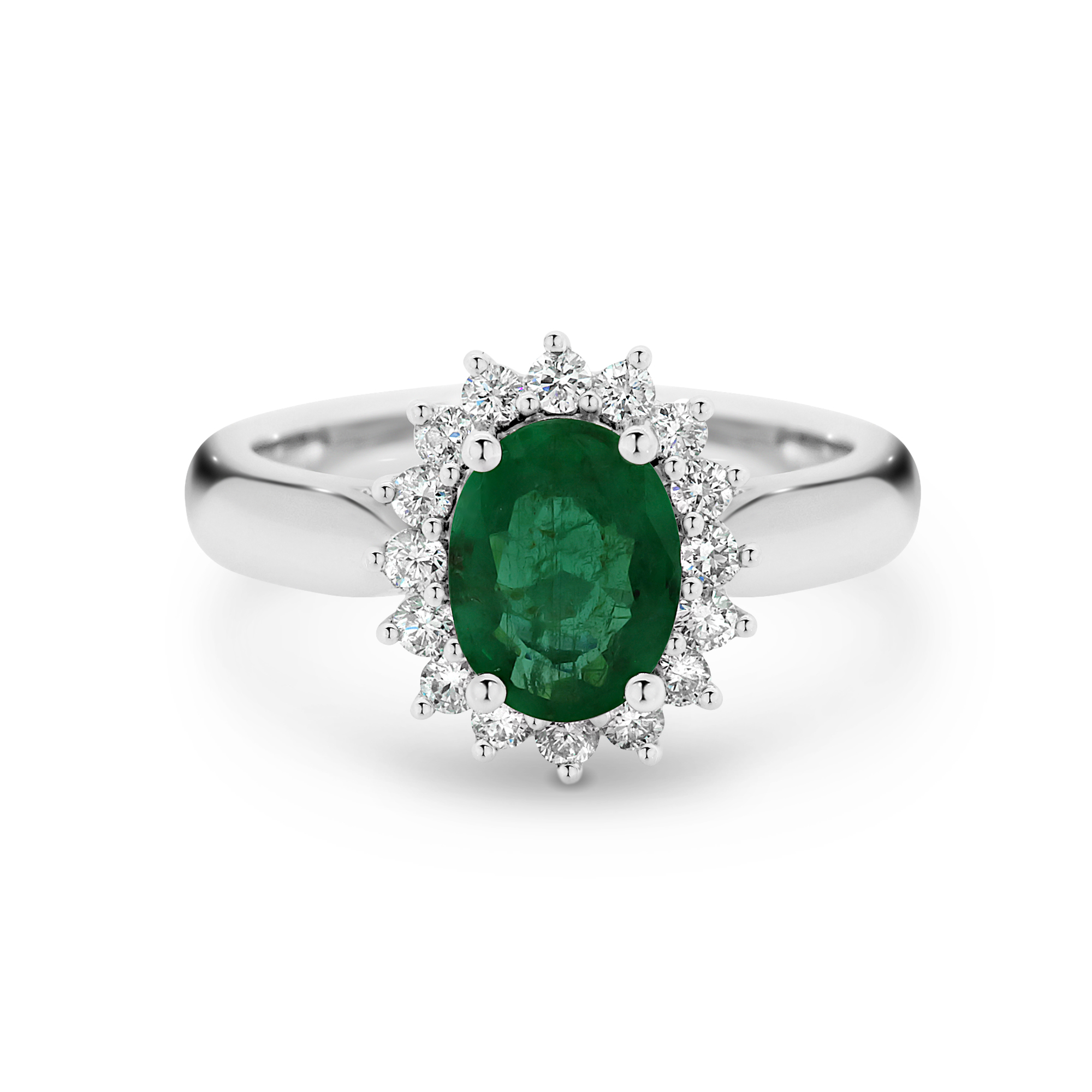 jewellers ring gold dia emerald product wedding and celtic s conway
