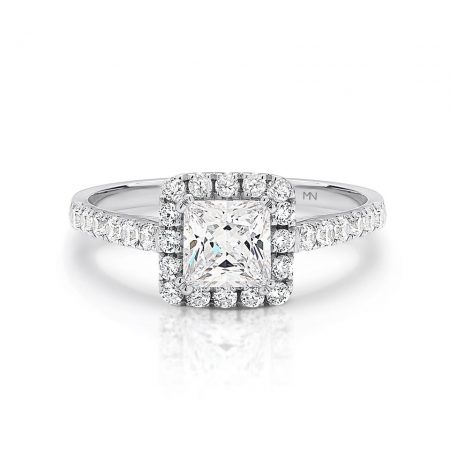 Photo of the Anne Engagement Ring available to buy online at Mark Nathan