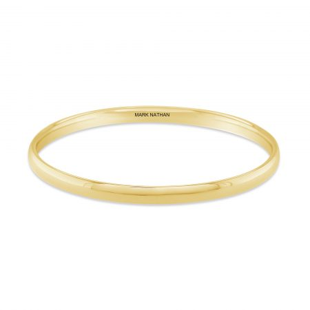 Yellow Gold Golf Bangle